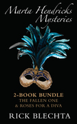 Masques and Murder - Death at the Opera 2-Book Bundle: The Fallen One / Roses for a Diva