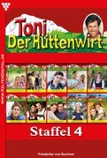 Toni der Hüttenwirt Staffel 4 - Heimatroman