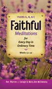 Faithful Meditations