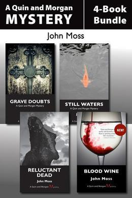 Quin and Morgan Mysteries 4-Book Bundle: Still Waters / Grave Doubts / Reluctant Dead / Blood Wine