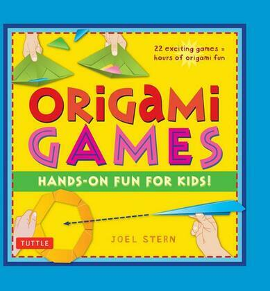 Origami Games: Hands-on Fun for Kids!