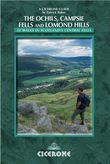 Walking in the Ochils, Campsie Fells and Lomond Hills: 33 Walks in Scotland's central fells