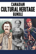 Canadian Cultural Heritage Bundle: Louis Riel / Harriet Tubman / Simon Girty