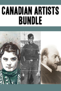 Canadian Artists Bundle: Emily Carr / Tom Thomson / James Wilson Morrice