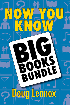 Now You Know - The Big Books Bundle: Now You Know Big Book of Answers / Now You Know Big Book of Answers 2
