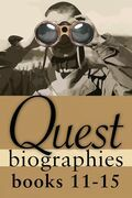 Quest Biographies Bundle - Books 11-15: William Lyon Mackenzie King / René Lévesque / Samuel de Champlain / John Grierson / Lucille Teasdale