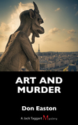 Art and Murder: A Jack Taggart Mystery