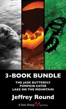 Dan Sharp Mysteries 3-Book Bundle: Lake on the Mountain / Pumpkin Eater / The Jade Butterfly