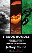 Dan Sharp Mysteries 3-Book Bundle: Lake on the Mountain / Pumpkin Eater / The Jade Butterfly