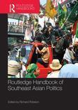 Routledge Handbook of Southeast Asian Politics
