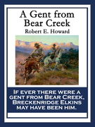 A Gent From Bear Creek