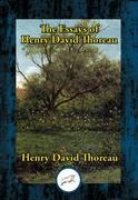 The Essays of Henry David Thoreau