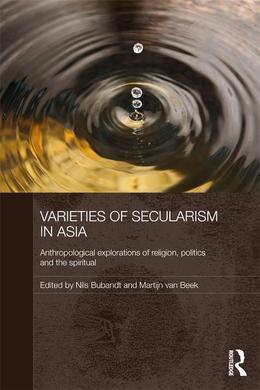 Varieties of Secularism in Asia