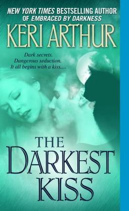 The Darkest Kiss: A Riley Jenson Guardian Novel