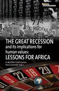 The Great Recession and its Implications for Human Values: Lessons for Africa