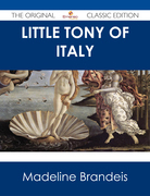 Little Tony of Italy - The Original Classic Edition