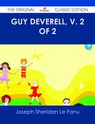 Guy Deverell, v. 2 of 2 - The Original Classic Edition