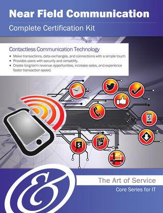 Near Field Communication Complete Certification Kit - Core Series for IT