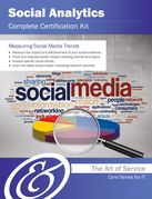 Social Analytics Complete Certification Kit - Core Series for IT