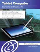 Tablet Computer Complete Certification Kit - Core Series for IT