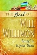 The Best of William H. Willimon