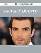 Zachary Quinto 83 Success Facts - Everything you need to know about Zachary Quinto