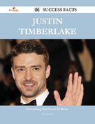 Justin Timberlake 64 Success Facts - Everything you need to know about Justin Timberlake