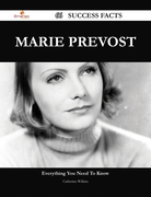 Marie Prevost 66 Success Facts - Everything you need to know about Marie Prevost