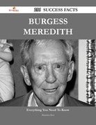 Burgess Meredith 256 Success Facts - Everything you need to know about Burgess Meredith