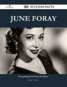 June Foray 184 Success Facts - Everything you need to know about June Foray