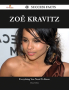 Zoë Kravitz 43 Success Facts - Everything you need to know about Zoë Kravitz
