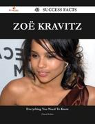 Zoë Kravitz 43 Success Facts - Everything you need to know about Zoë Kravitz