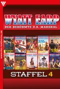Wyatt Earp Staffel 4 - Western