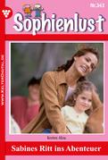 Sophienlust Aktuell 343 - Familienroman