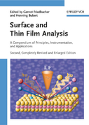 Surface and Thin Film Analysis: A Compendium of Principles, Instrumentation and Applications