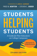 Students Helping Students: A Guide for Peer Educators on College Campuses