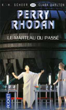 Perry Rhodan n°283 - Le marteau du passé
