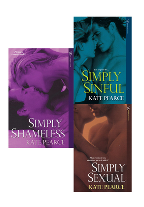 Kate Pearce Bundle: Simply Sexual, Simply Sinful & Simply Shameless