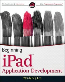 Beginning iPad Application Development