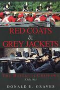 Red Coats & Grey Jackets: The Battle of Chippawa, 5 July 1814