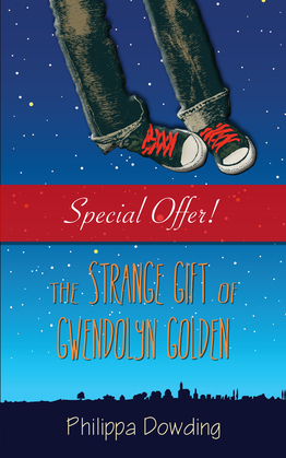 The Strange Gift of Gwendolyn Golden: The Night Flyer's Handbook