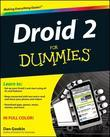 Droid 2 For Dummies