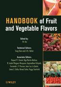 Handbook of Fruit and Vegetable Flavors