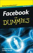Facebook For Dummies, Pocket Edition, Pocket Edition