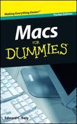 Macs for Dummies, Pocket Edition