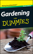 Gardening For Dummies, Pocket Edition