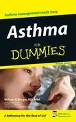 Asthma For Dummies, Pocket Edition