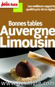 Bonnes tables Auvergne - Limousin 2012