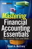 Mastering Financial Accounting Essentials: The Critical Nuts and Bolts
