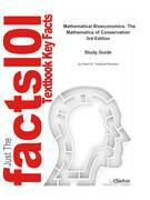 e-Study Guide for: Mathematical Bioeconomics: The Mathematics of Conservation by Colin W. Clark, ISBN 9780470372999